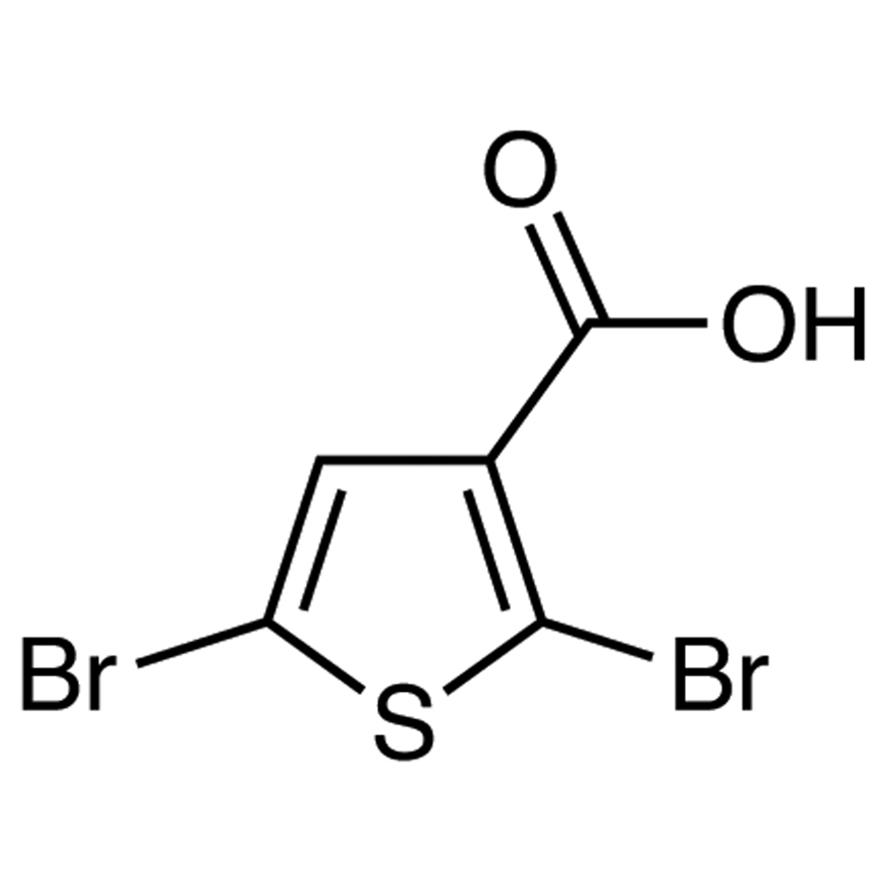 2,5-Dibromothiophene-3-carboxylic Acid