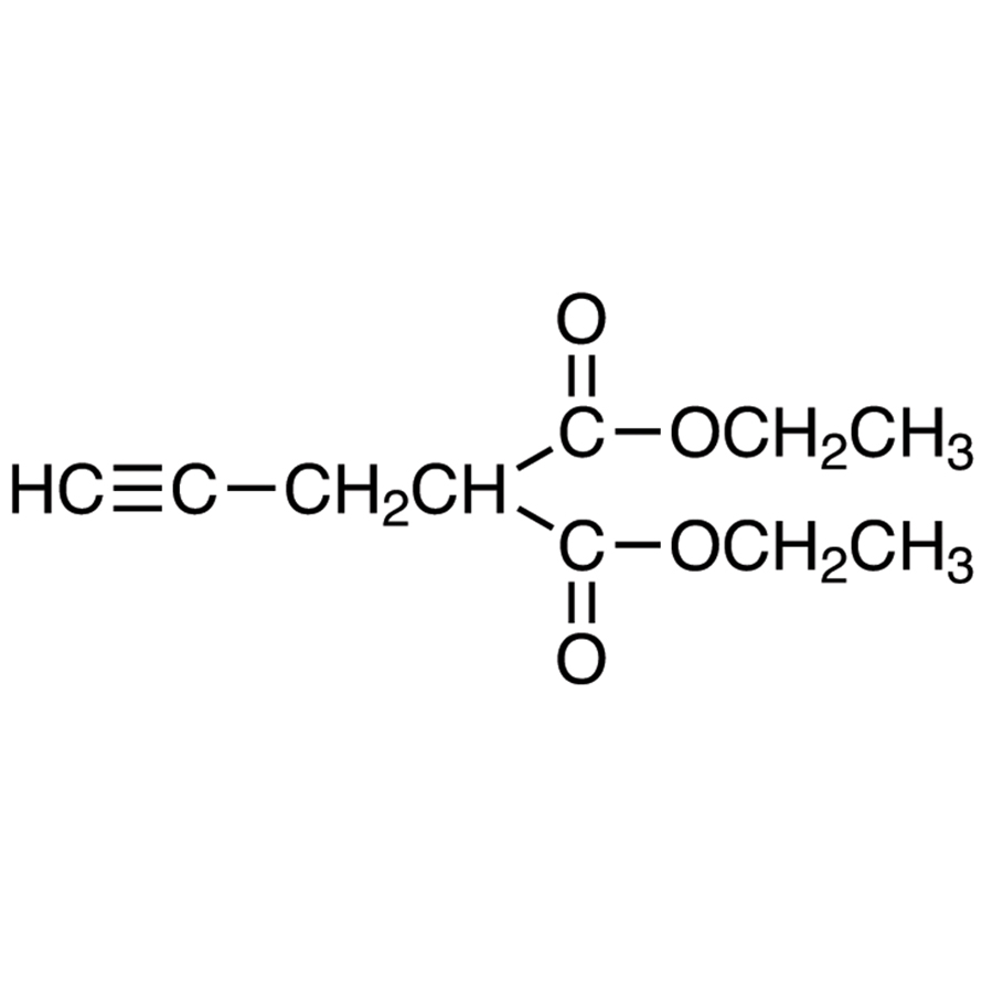 Diethyl 2-Propynylmalonate