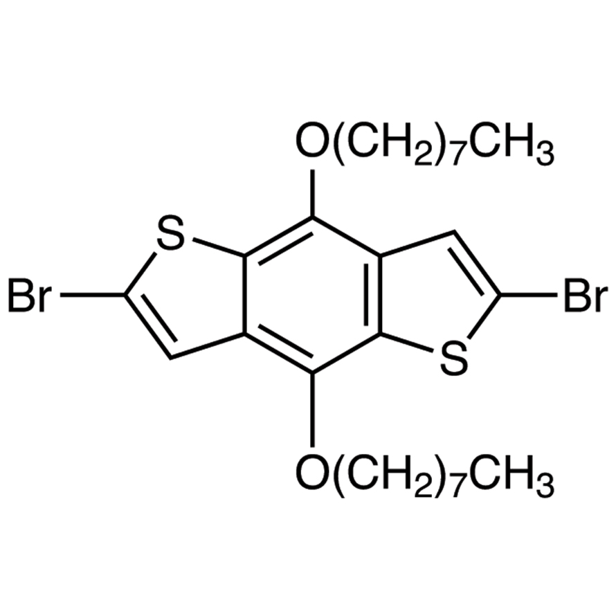 2,6-Dibromo-4,8-bis(n-octyloxy)benzo[1,2-b:4,5-b']dithiophene