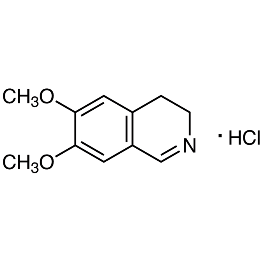 6,7-Dimethoxy-3,4-dihydroisoquinoline Hydrochloride