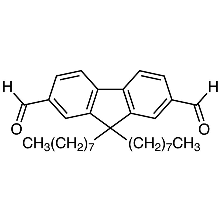 9,9-Di-n-octylfluorene-2,7-dicarboxaldehyde