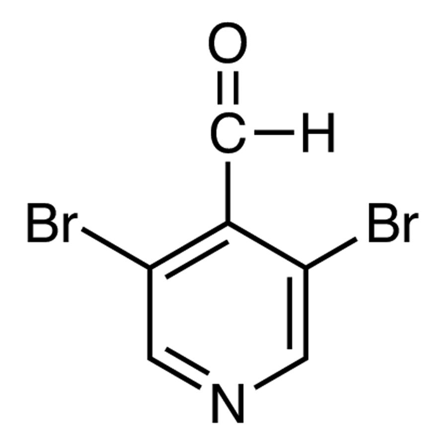 3,5-Dibromo-4-pyridinecarboxaldehyde