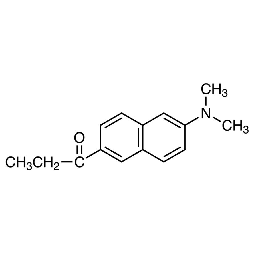 2-(Dimethylamino)-6-propionylnaphthalene