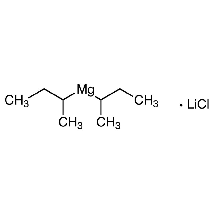 Di-sec-butylmagnesium - Lithium Chloride (13% in Tetrahydrofuran, ca. 0.8mol/L)