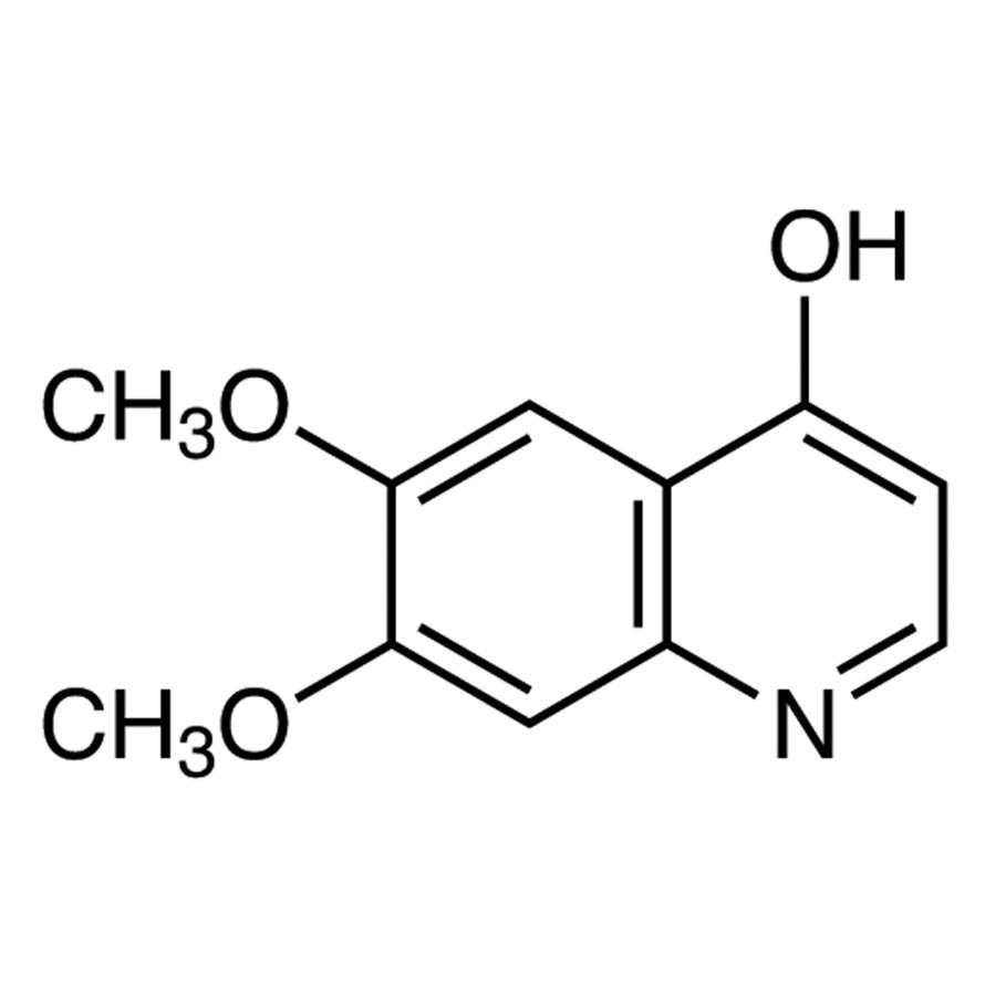 6,7-Dimethoxy-4-hydroxyquinoline