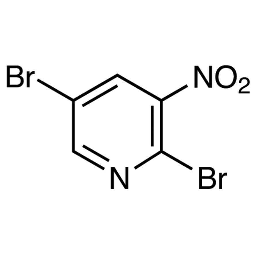 2,5-Dibromo-3-nitropyridine