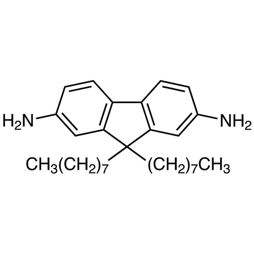 2,7-Diamino-9,9-di-n-octylfluorene