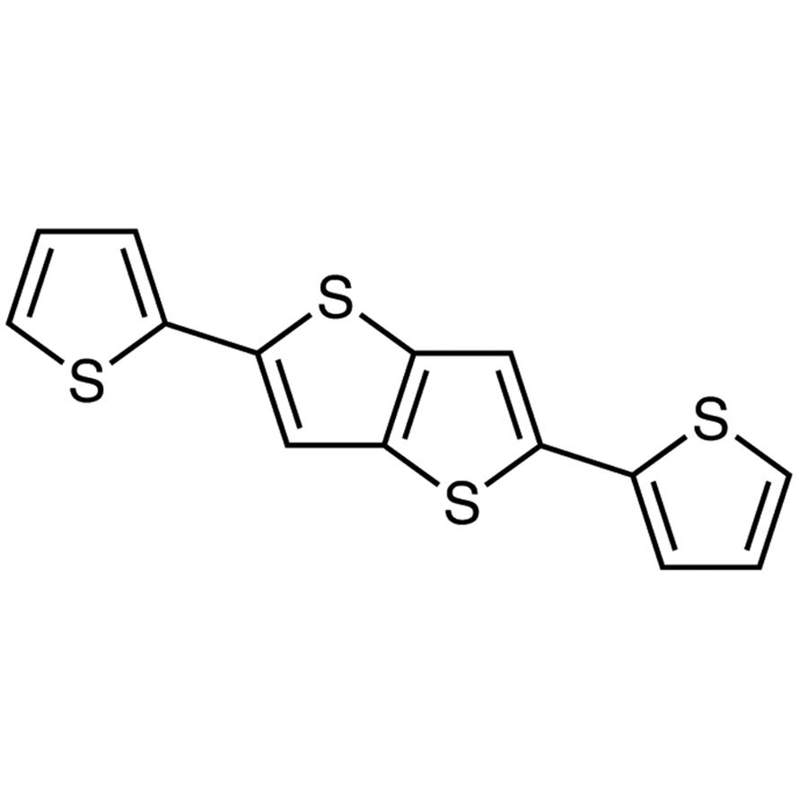 2,5-Di(2-thienyl)thieno[3,2-b]thiophene