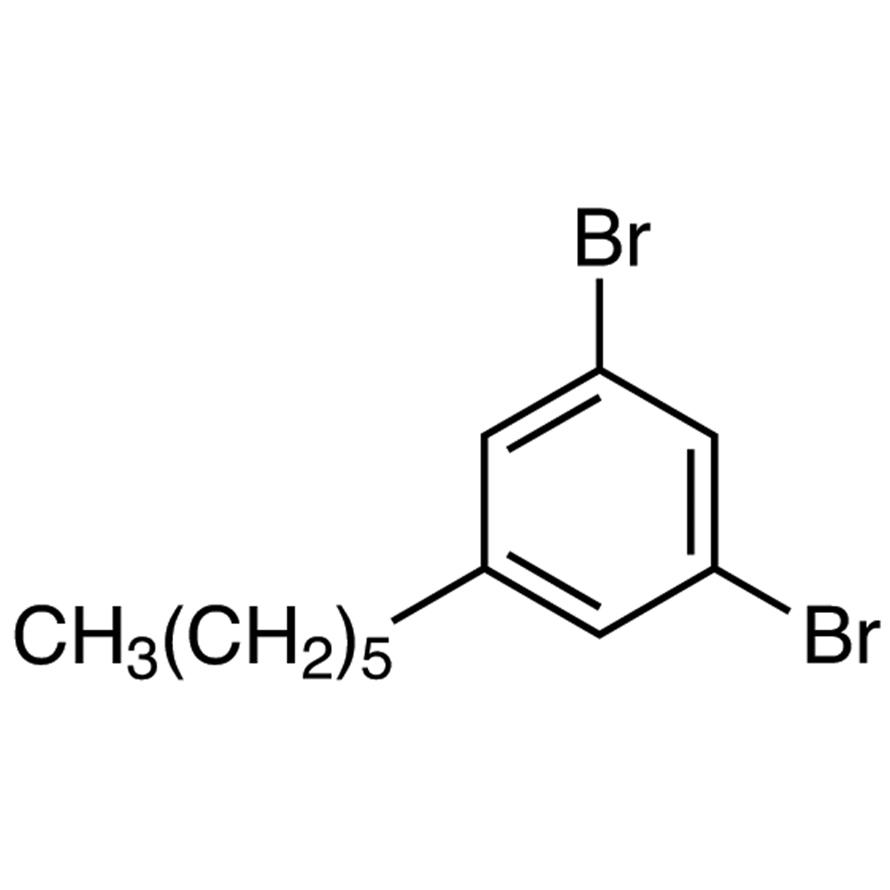 1,3-Dibromo-5-hexylbenzene