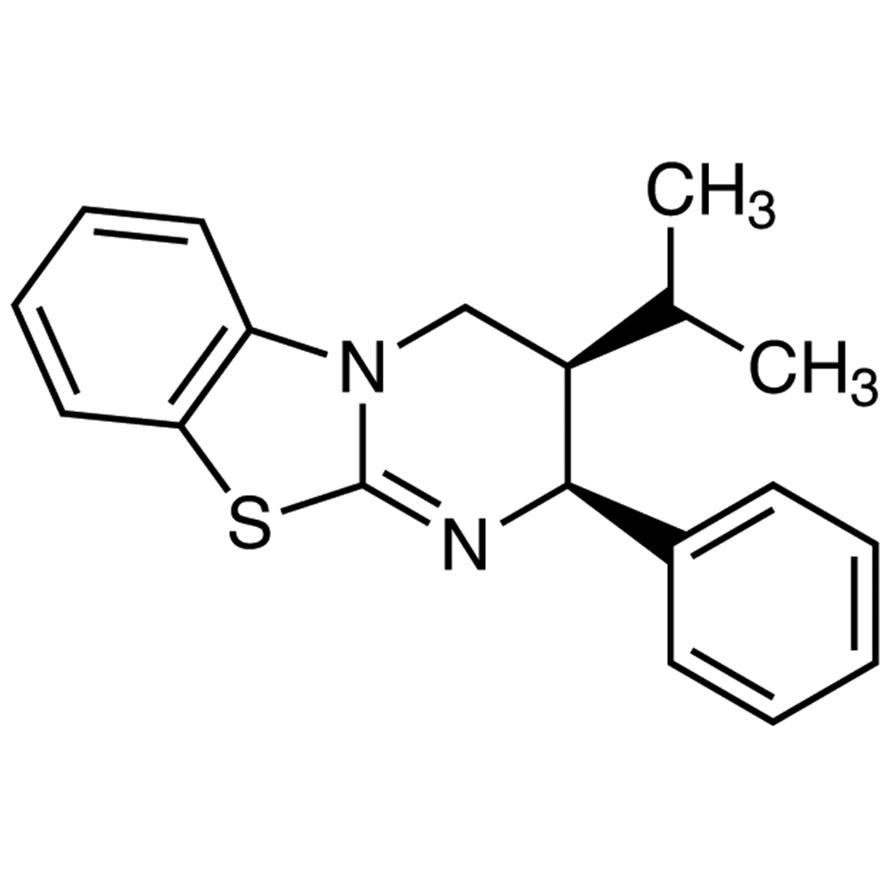 (2S,3R)-3,4-Dihydro-3-isopropyl-2-phenyl-2H-pyrimido[2,1-b]benzothiazole