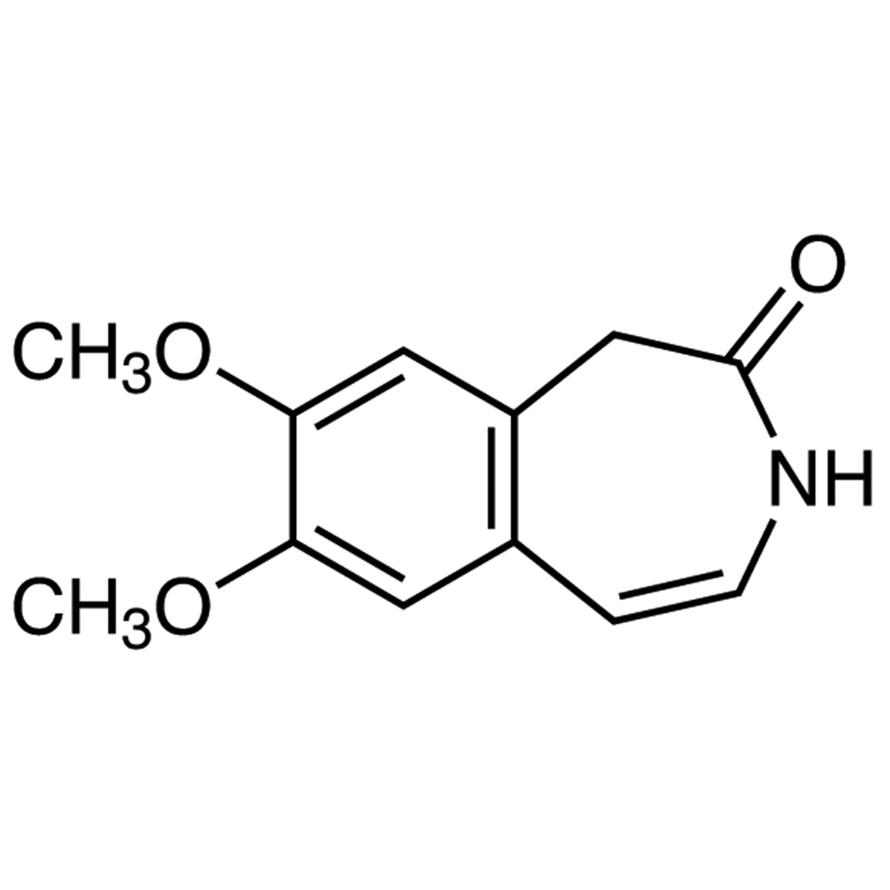 7,8-Dimethoxy-1H-benzo[d]azepin-2(3H)-one