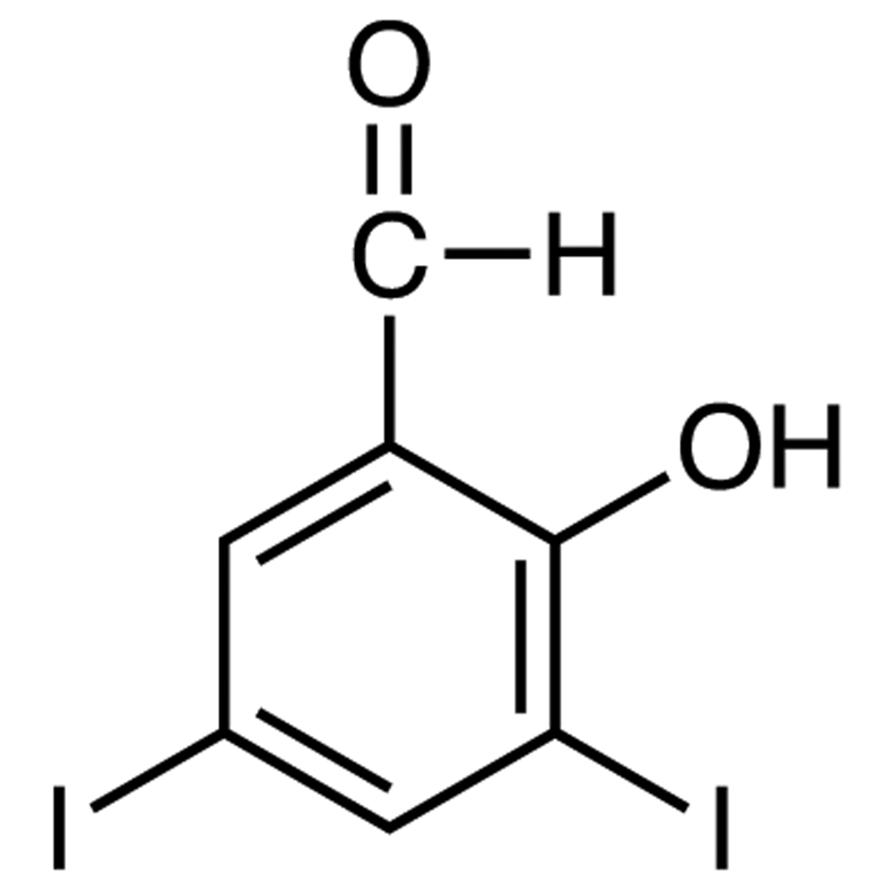 3,5-Diiodosalicylaldehyde