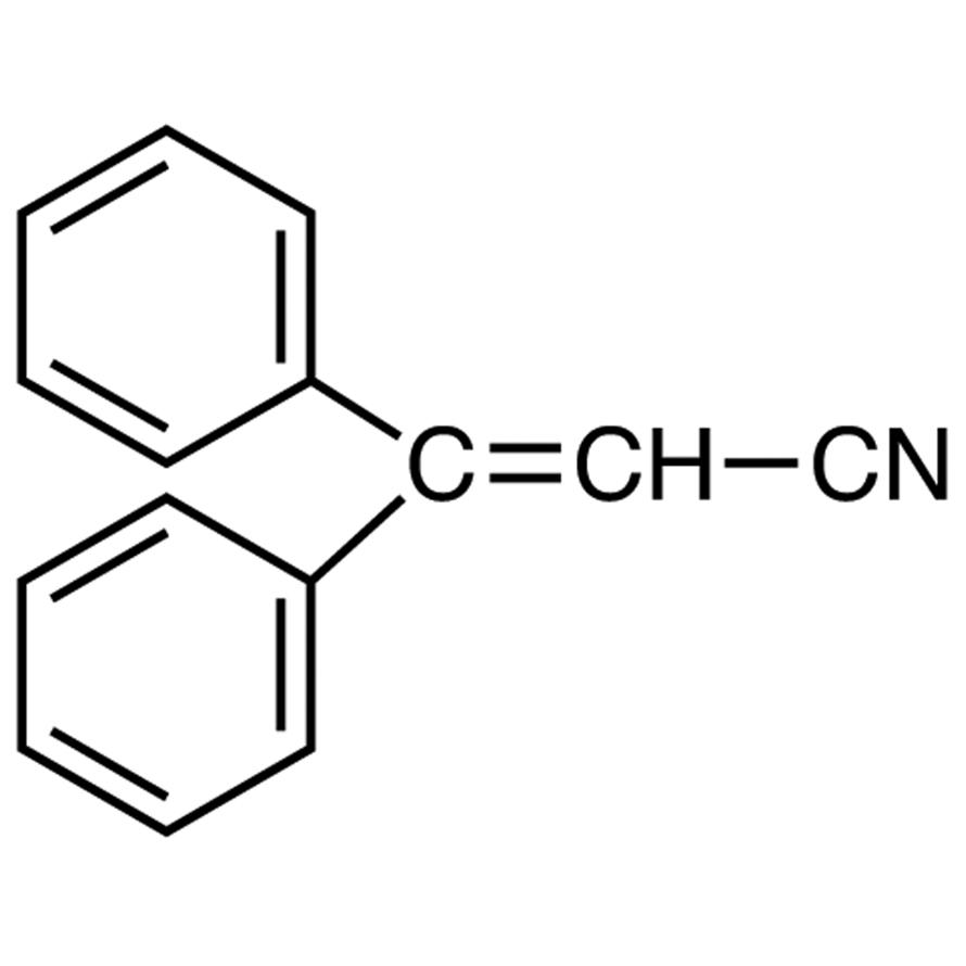 3,3-(Diphenyl)acrylonitrile