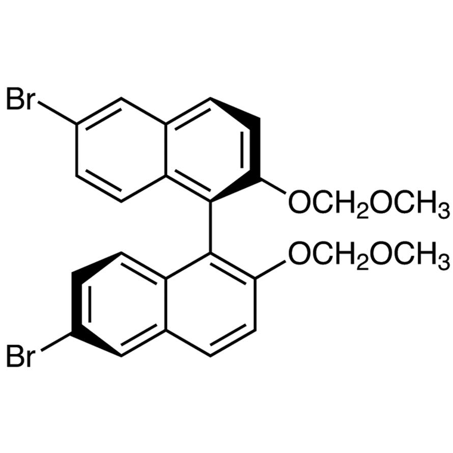 (R)-6,6'-Dibromo-2,2'-bis(methoxymethoxy)-1,1'-binaphthyl