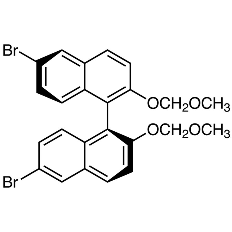(S)-6,6'-Dibromo-2,2'-bis(methoxymethoxy)-1,1'-binaphthyl