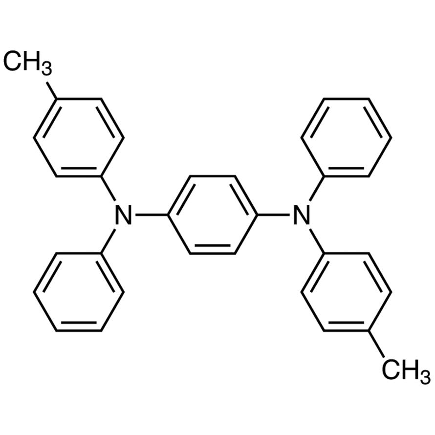N,N'-Diphenyl-N,N'-bis(p-tolyl)-1,4-phenylenediamine