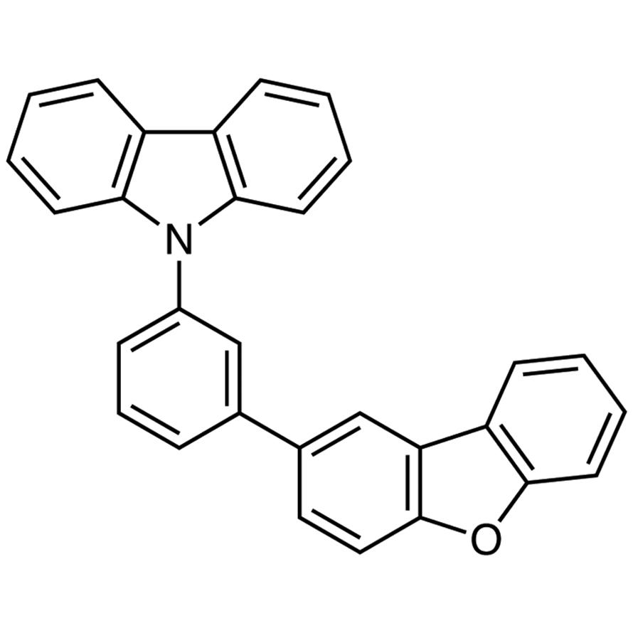 9-[3-(Dibenzofuran-2-yl)phenyl]-9H-carbazole