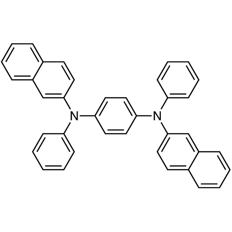 N,N'-Di(2-naphthyl)-N,N'-diphenyl-1,4-phenylenediamine