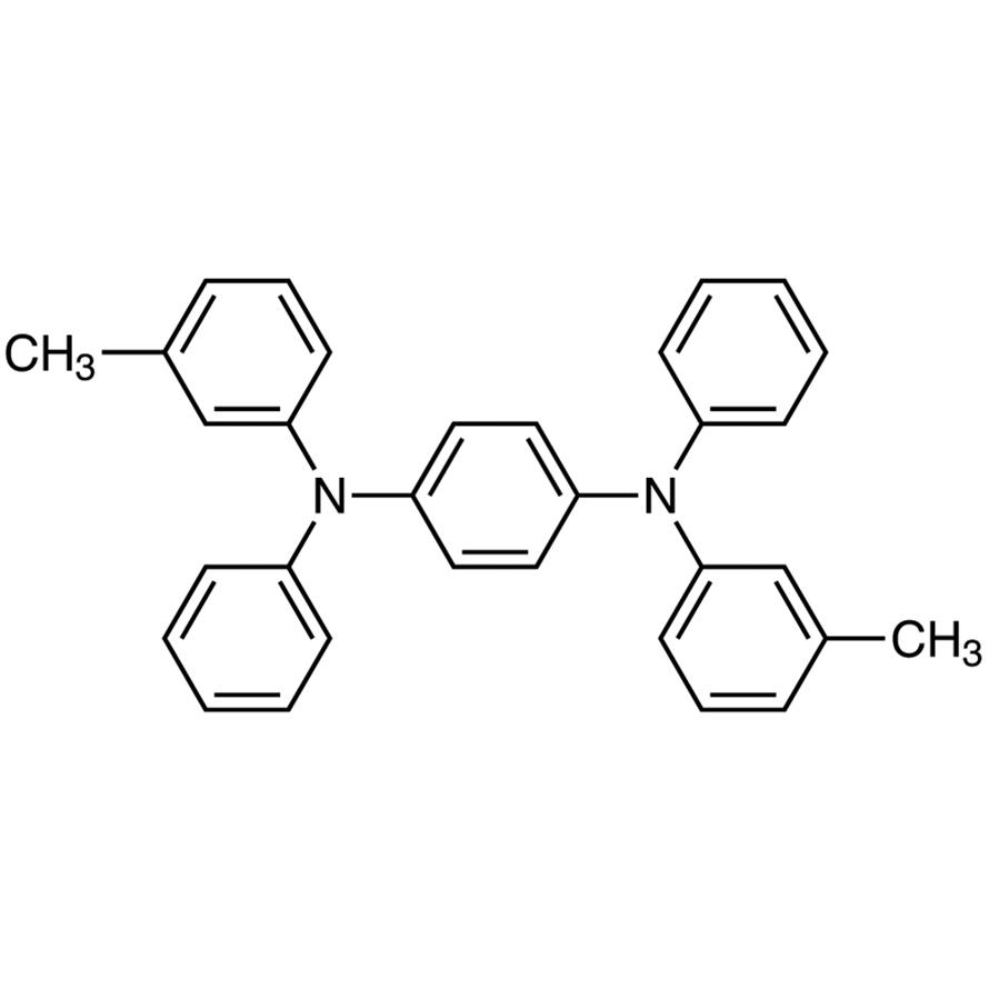 N,N'-Diphenyl-N,N'-di(m-tolyl)-1,4-phenylenediamine