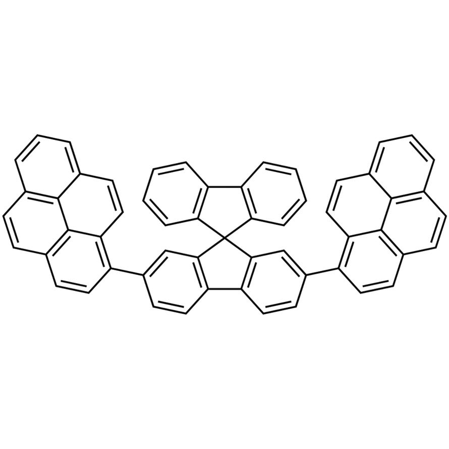 2,7-Di(1-pyrenyl)-9,9'-spirobi[9H-fluorene]