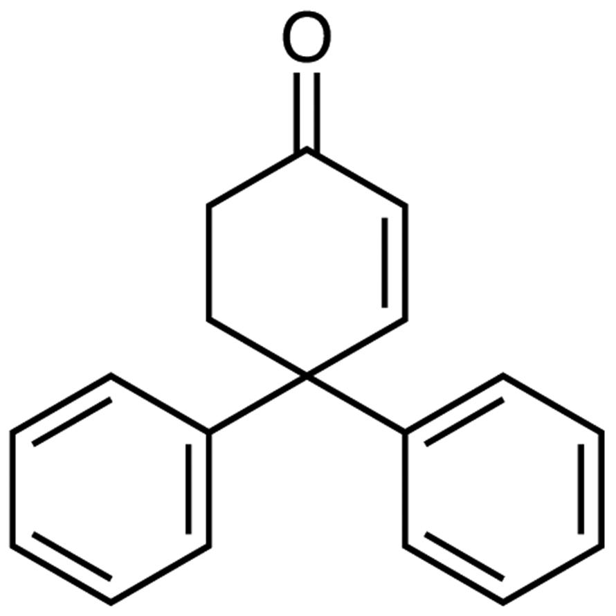 4,4-Diphenyl-2-cyclohexen-1-one