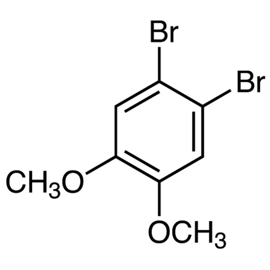 1,2-Dibromo-4,5-dimethoxybenzene