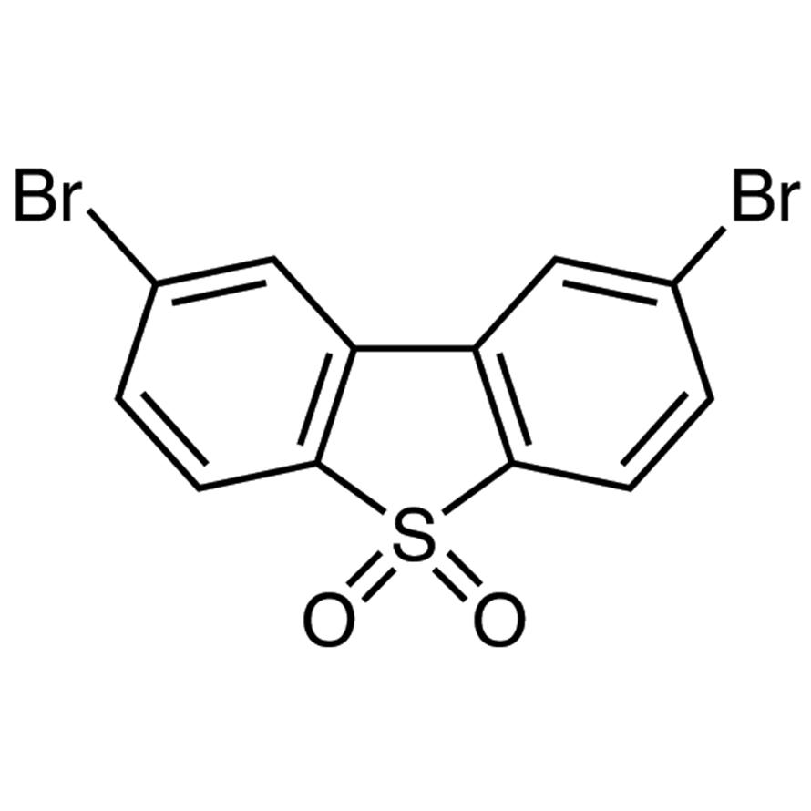 2,8-Dibromodibenzothiophene 5,5-Dioxide