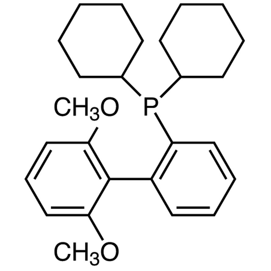 2-Dicyclohexylphosphino-2',6'-dimethoxybiphenyl