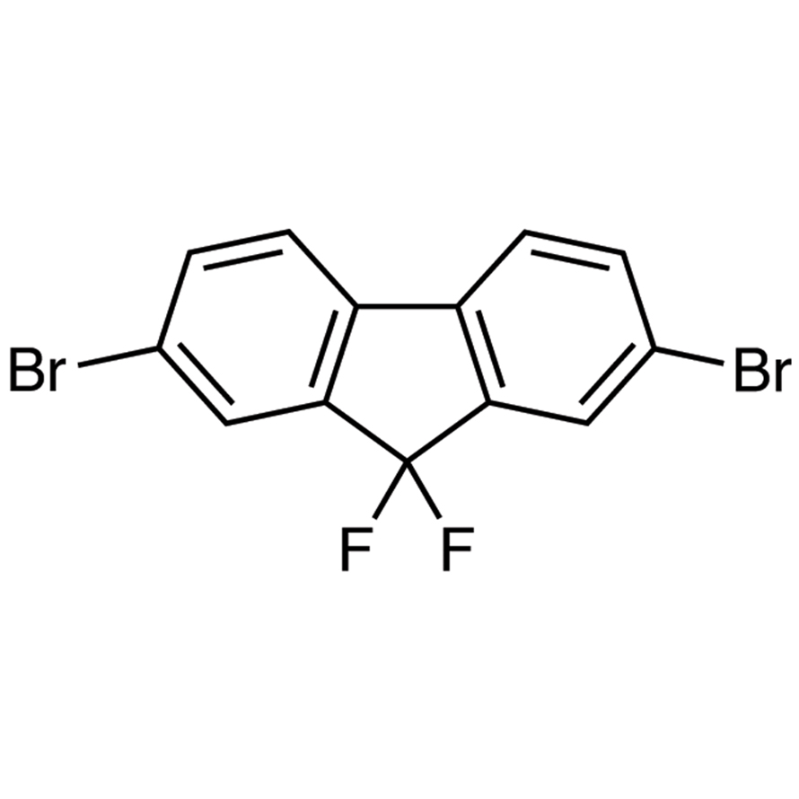 2,7-Dibromo-9,9-difluorofluorene