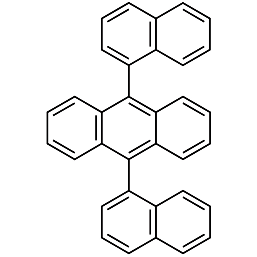 9,10-Di(1-naphthyl)anthracene (purified by sublimation)