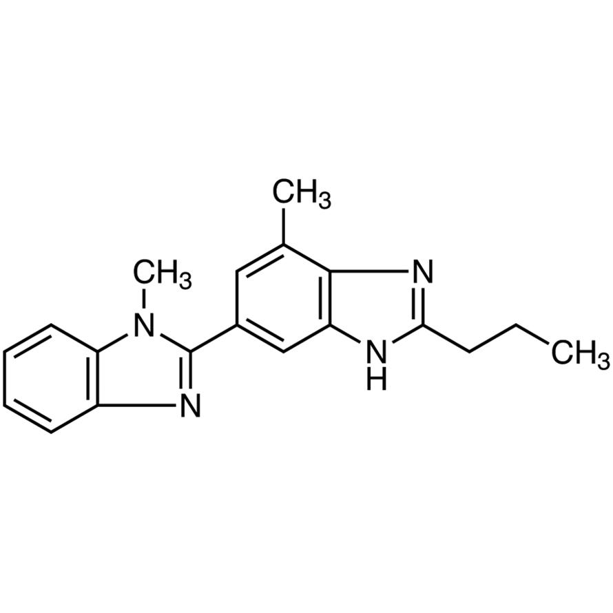 1,7'-Dimethyl-2'-propyl-2,5'-bibenzimidazole