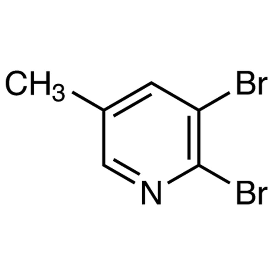 2,3-Dibromo-5-methylpyridine