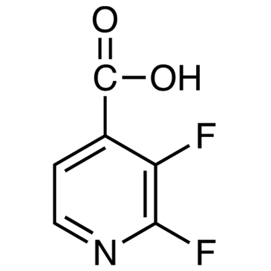 2,3-Difluoroisonicotinic Acid