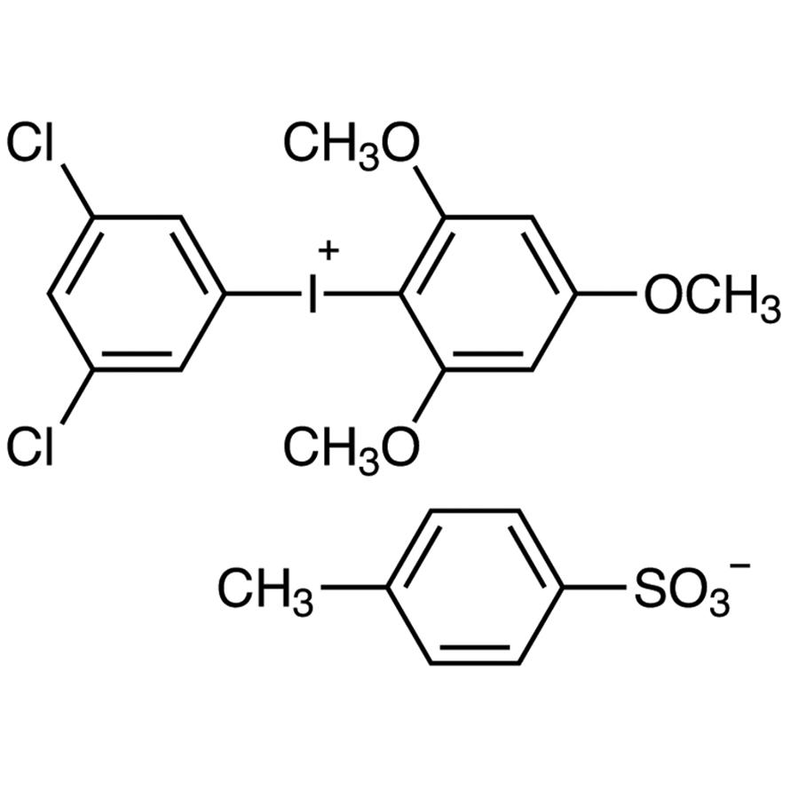 (3,5-Dichlorophenyl)(2,4,6-trimethoxyphenyl)iodonium p-Toluenesulfonate