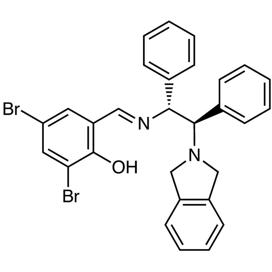 2,4-Dibromo-6-[(E)-[[(1R,2R)-2-(isoindolin-2-yl)-1,2-diphenylethyl]imino]methyl]phenol