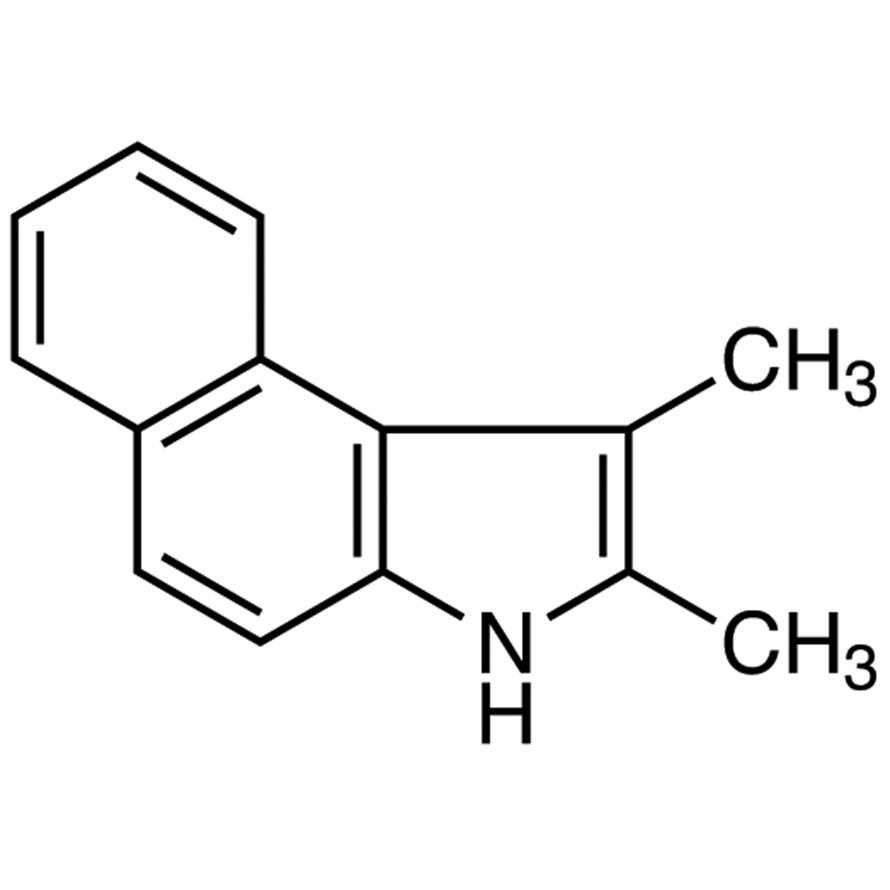 1,2-Dimethyl-3H-benzo[e]indole