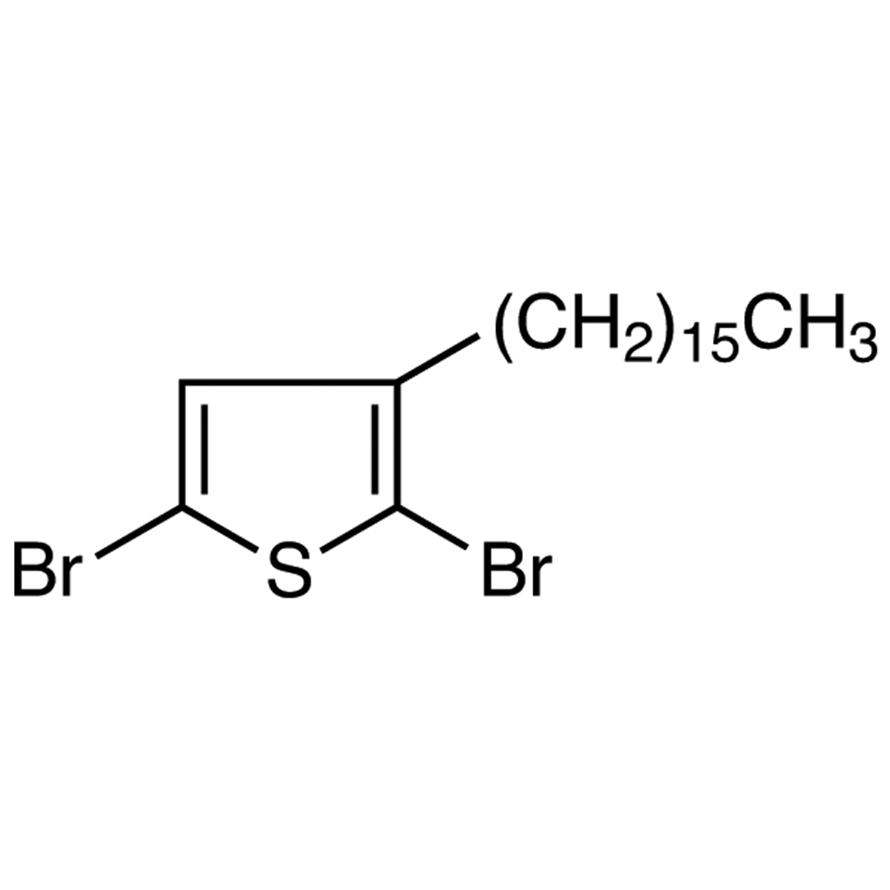 2,5-Dibromo-3-hexadecylthiophene
