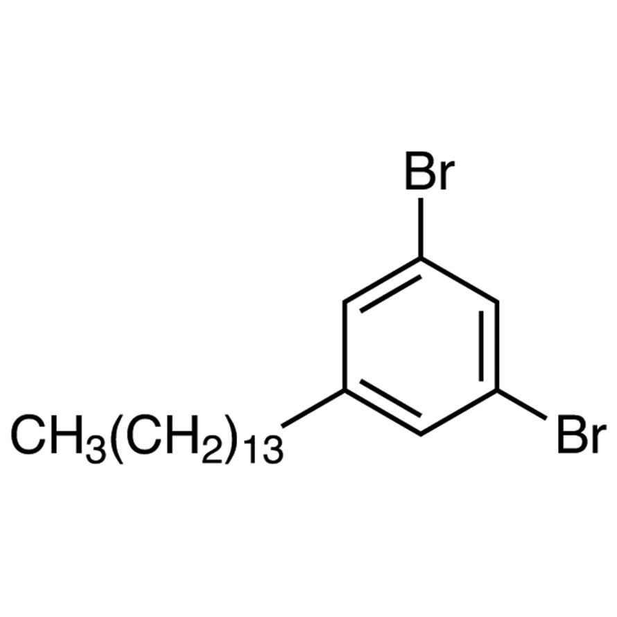 1,3-Dibromo-5-tetradecylbenzene