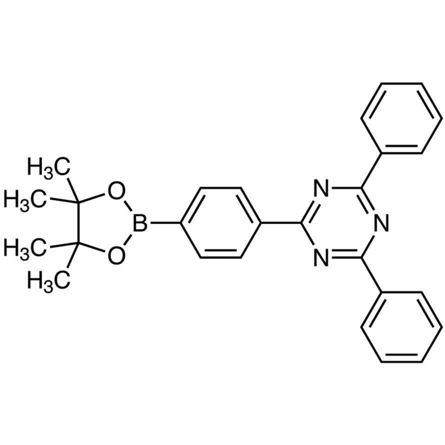 2,4-Diphenyl-6-[4-(4,4,5,5-tetramethyl-1,3,2-dioxaborolan-2-yl)phenyl]-1,3,5-triazine