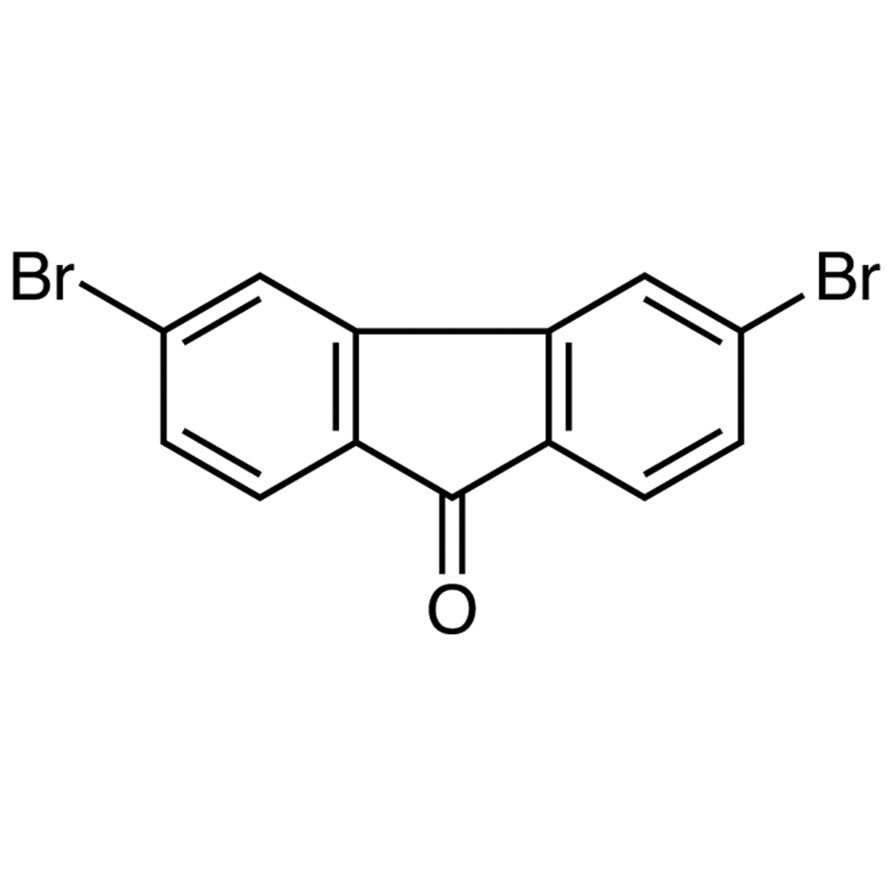 3,6-Dibromo-9H-fluoren-9-one