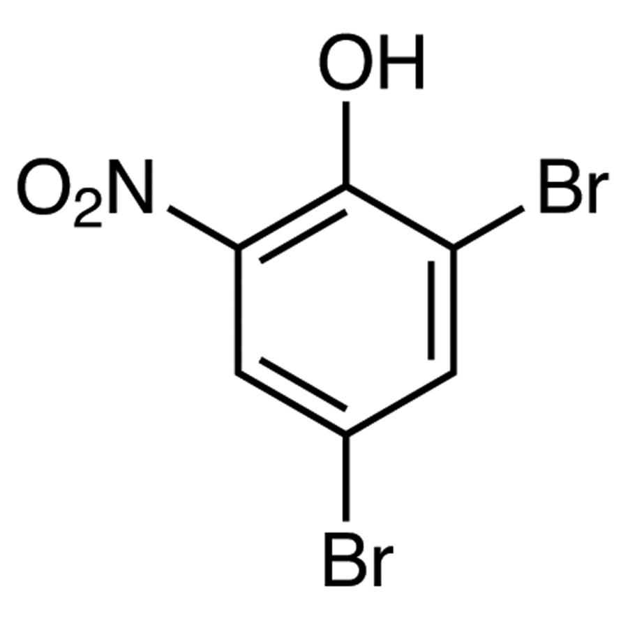 2,4-Dibromo-6-nitrophenol