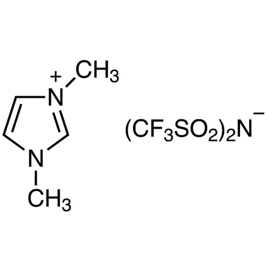 1,3-Dimethylimidazolium Bis(trifluoromethanesulfonyl)imide