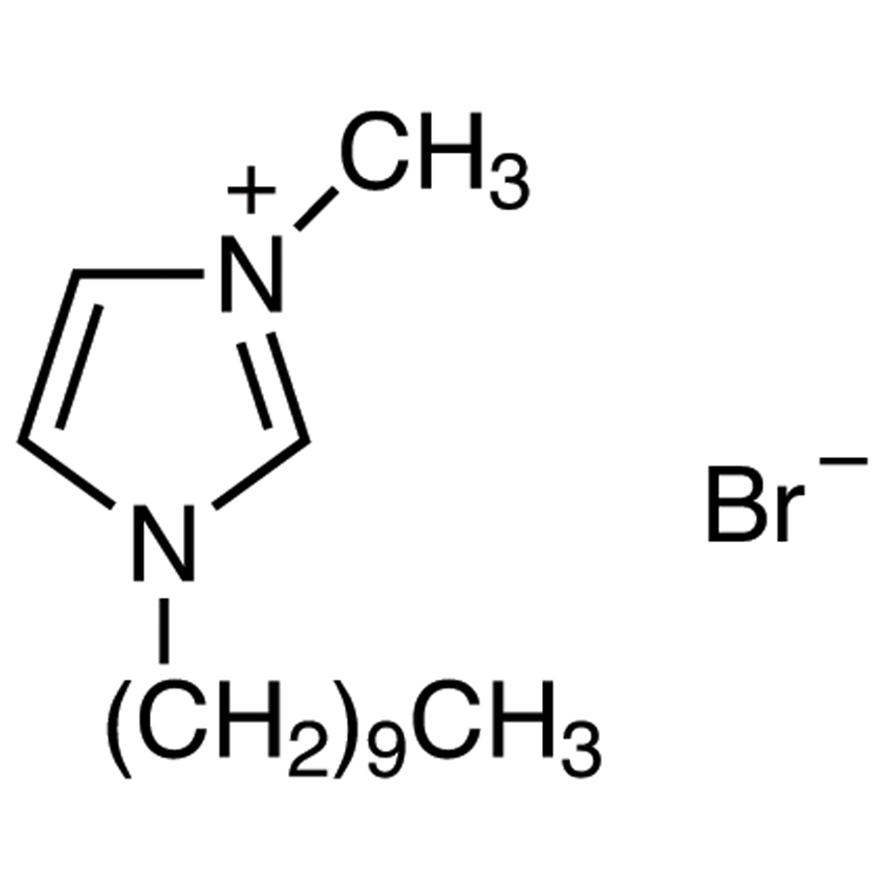 1-Decyl-3-methylimidazolium Bromide