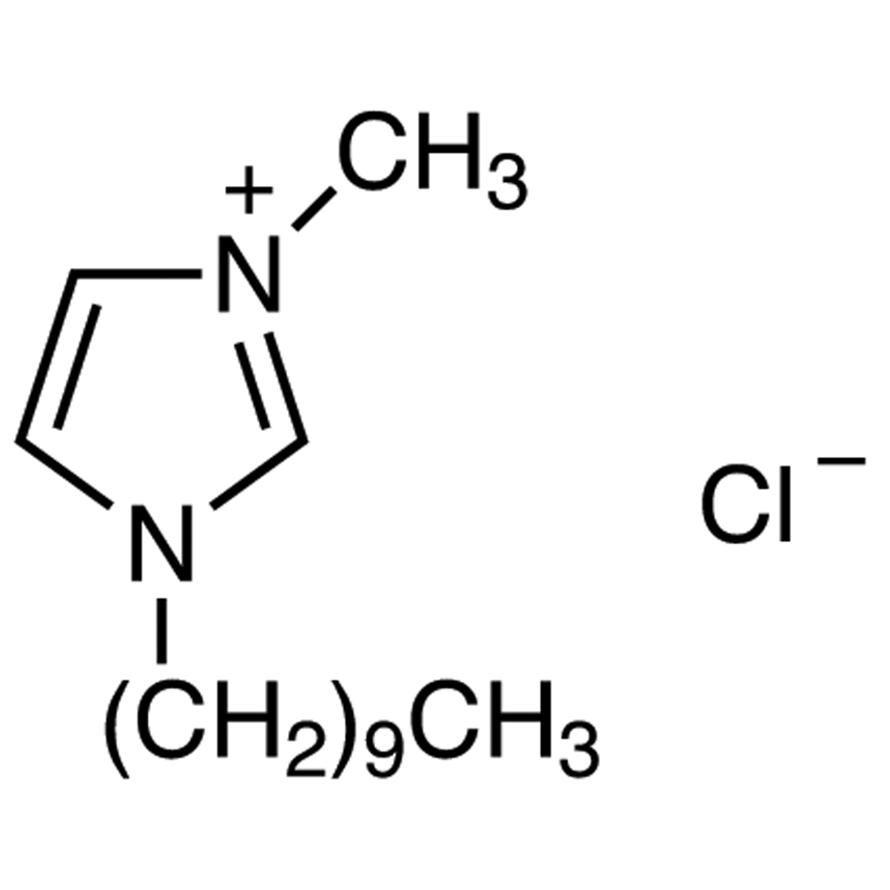 1-Decyl-3-methylimidazolium Chloride
