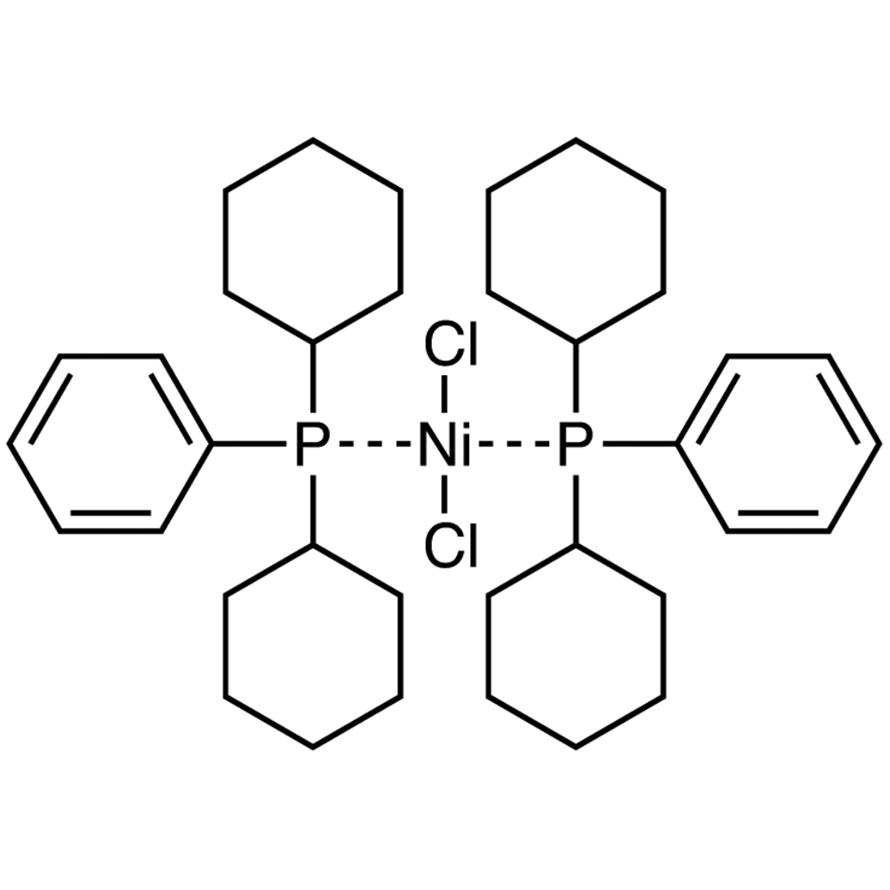 Dichlorobis(dicyclohexylphenylphosphine)nickel(II)