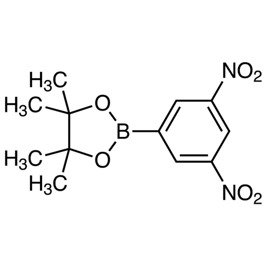 2-(3,5-Dinitrophenyl)-4,4,5,5-tetramethyl-1,3,2-dioxaborolane