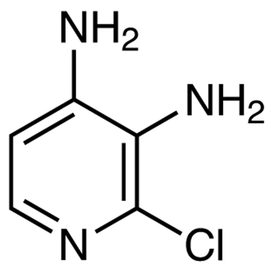 3,4-Diamino-2-chloropyridine