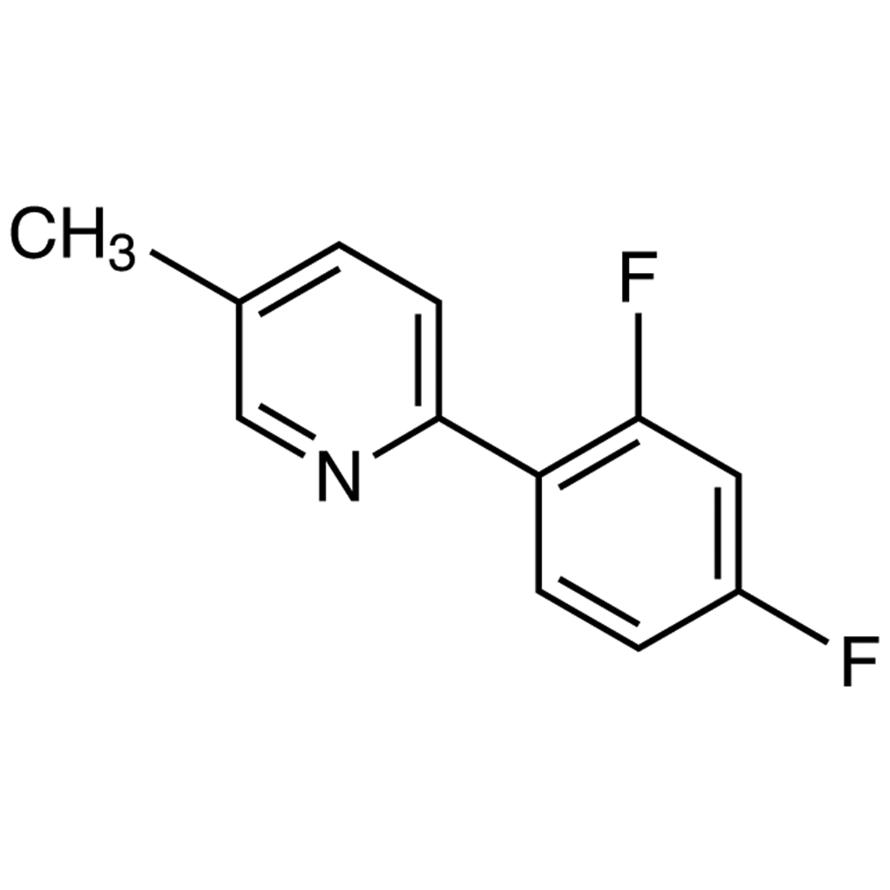 2-(2,4-Difluorophenyl)-5-methylpyridine