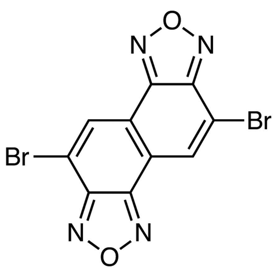 5,10-Dibromonaphtho[1,2-c:5,6-c']bis([1,2,5]oxadiazole)