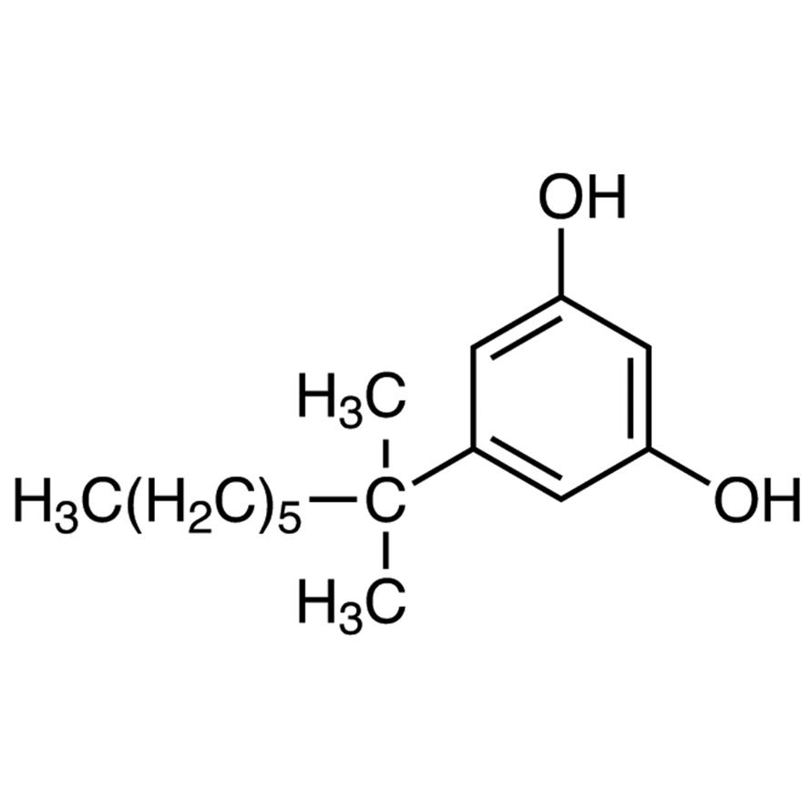 5-(1,1-Dimethylheptyl)resorcinol